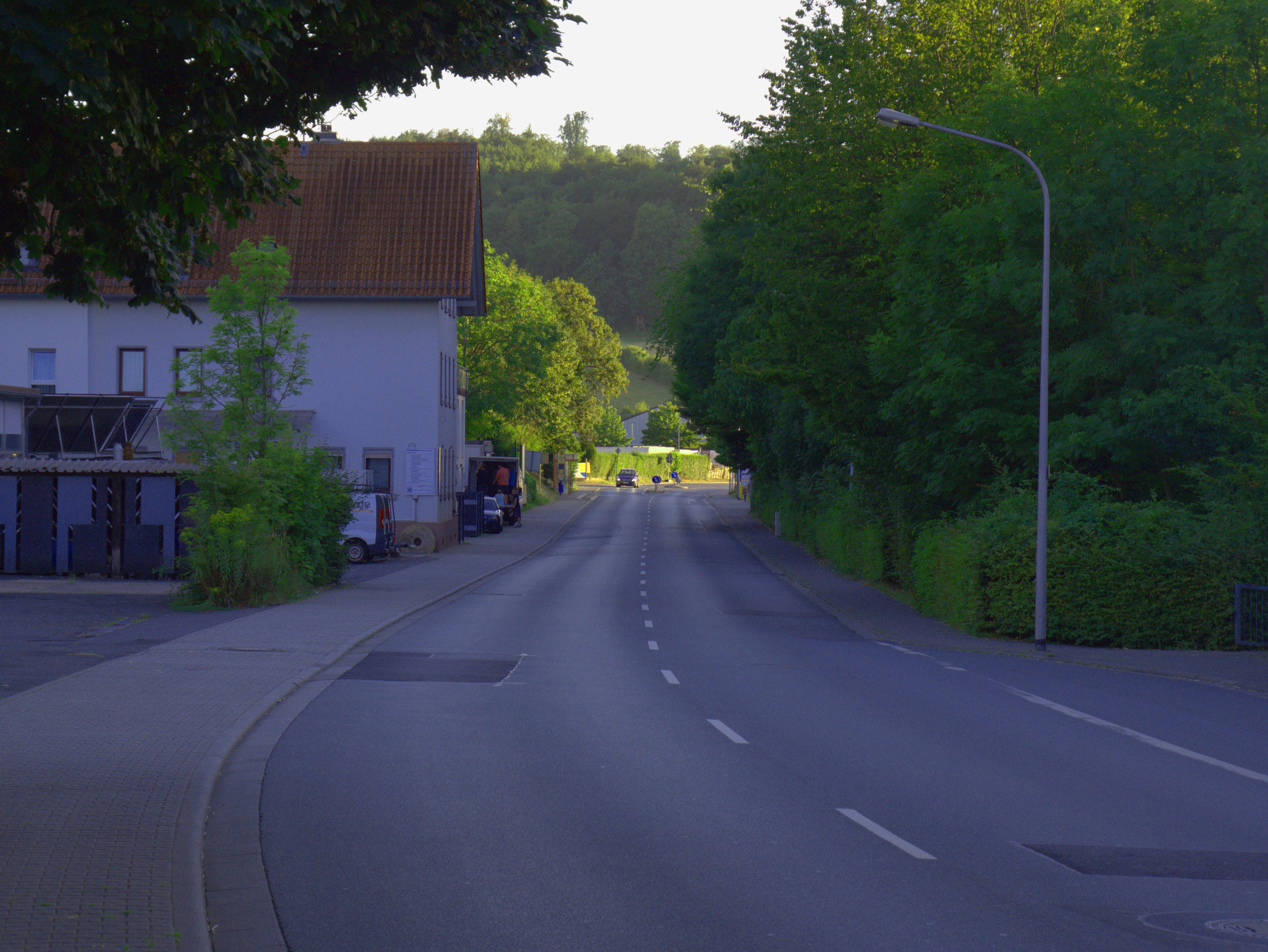 hier wird der Wille zur fahrradfreundlichen Stadt dokumentiert